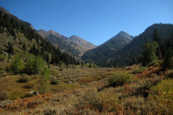 Mineral King, Sequoia National Park, CA